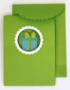 Stacy + Doodlebug card #3