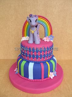 CAKE MI PEQUEÑO PONY