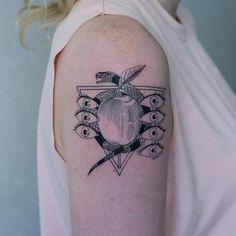 Evangelion (Neon Genesis)thank you ! Neon Genesis Evangelion, Anime Tattoos, Body Art Tattoos, Tatoos, Arm Tattoos For Women, Tattoos For Guys, Seele Tattoo, Evangelion Tattoo, Korean Tattoo Artist