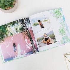 💎New -- Gemstone Succulents combines two of today's hottest trends to frame your photos in beautiful pastel textures and illustration gem stones. 💎🌵🌱    #Regram via @mixbook