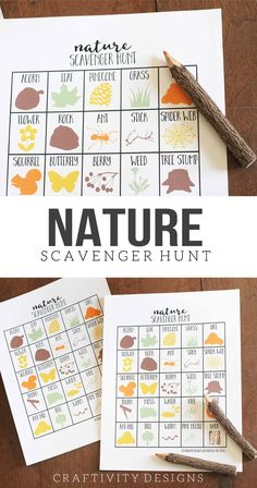 Nature Scavenger Hunt for Kids, Printable Scavenger Hunt Template, Summer Activities for Kids Scavenger Hunt Template, Preschool Scavenger Hunt, Camping Scavenger Hunts, Outdoor Scavenger Hunts, Nature Scavenger Hunts, Toddler Scavenger Hunt, Camping Games, Camping Crafts, Scavenger Hunt Birthday