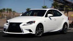 Driven: Lexus F Sport