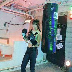 GFriend YuJu 😋 # : SNL Korea 9