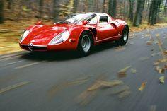 The Beautiful Alfa Romeo Stradale, 1967