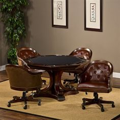 Hillsdale Furniture 6234-801 Harding Game Chair