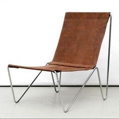 Located using retrostart.com > Bachelor Lounge Chair by Verner Panton for Fritz Hansen