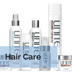 http://www.thehairports.com/hair-products - A little goes a long way with Unite Expanda Dust. Add volume and texture with just a light sprinkling on your roots. If you need even more volume, a little throughout your hair is all it takes. Never go flat again!