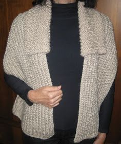 – with revenue - Everything About Knitting Ladies Cardigan Knitting Patterns, Knitting Stitches, Knit Patterns, Baby Knitting, Poncho Au Crochet, Crochet Baby, Knit Crochet, Knitting Projects, Ravelry