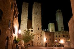 SAN GIMIGNANO - TOSCANA #TuscanyAgriturismoGiratola