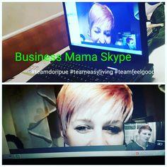 Super Mama Skype gerade mit meiner Teampartnerin Lisa gehabt....unser Online Buisness läuft wir sind Zuhause bei unseren Kids und verdienen dabei Geld echt megaaa  Du willst das auch dann frag nach bei uns www.doripue.flpg.at  #teamdoripue #teameasyliving #losgehts #seidabei #network #marketing #businesscoach  #onlinecoach #sozialmedia #girlspower #mamapower #skpyetime #skypetrainings #skype #teampower #Businessladys #success #geldverdienen #supersache #kickassgirls #instastyle Business Coach, Simple Living, Dory, Partner, Super, Feel Good, Success, Marketing, Social Media