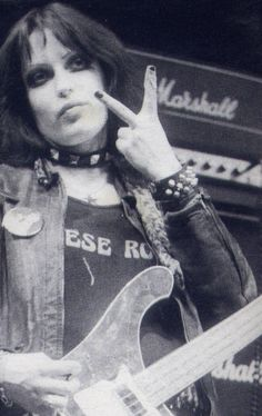 A Masque of Infamy Punk Rock Girls, Metal Girl, Psychobilly, New Wave, Rock Music, Zine, Rock Bands, Rock N Roll, Celebs