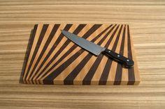 Deco Fan Handmade Cutting Board