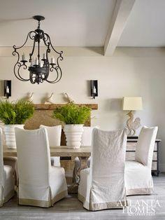 4 propuestas para decorar un comedor con mucho estilo