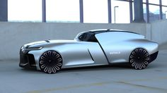 Renault Initiale on Behance
