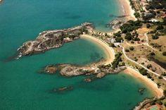 Três Praias, Guarapari (ES)