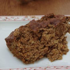 Enjoy a little slice of heaven. Paleo Banana nut bread.