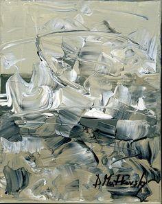 Artique | ABSTRACT 2 - Original acrylic painting on Canvas | dmitri matkovsky