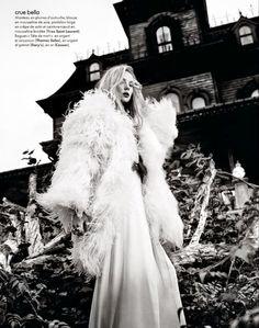 Heather Marks for Elle France by David Burton