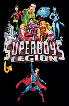 Superboy and the Legion of Superheroes by Alan Davis
