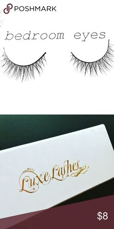 Cruelty free real mink fur lashes! Light weight natural looking with a criss cross effect. Perfect to add volume to any eye.please no make up on lashes. Wearable up to 25x with proper care. Bundle up for a great deal!  Luxe Lashes LLC Other