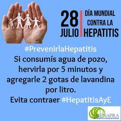 #DiaMundialHepatitis