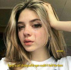 Photography Sad Girl Beauty Feelings 25 Ideas For 2019 Crying Aesthetic, Bad Girl Aesthetic, Photo Triste, Crying Tumblr, Sad Girl Art, Sad Girl Photography, Beauty Photography, Portrait Photography, Crying Girl