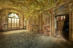palazzo by Sven Fennema, via 500px