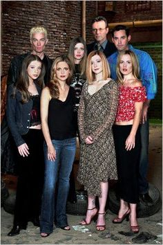 Buffy Cazavampiros : Foto Alyson Hannigan, Amber Benson, Anthony Head, Emma…