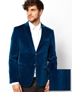 Details about Mens Turquoise Green Suit Blazer Trouser & Tie Party ...