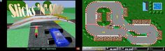 Slicks'n'Slide, the best racing game ever. Spent days playing this with my friends.