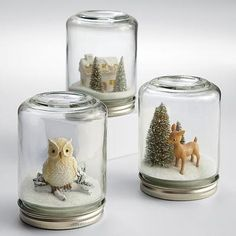 Gift Idea: Winter Wonderland Snow Globe  #pintowinGifts & @Gifts.com $14.95