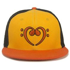 0197970c1fcd6 VibeSquad Yellow Fitted this hat runs small)