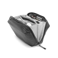 Whether storing cables, everyday gear, or travel essentials, Tech Pouch offers unrivaled organization and ease of access. Photo Accessories, Camera Accessories, Travel Accessories, Nylons, Camera Photos, Ipad, Travel Wardrobe, Cool Tech, Everyday Carry