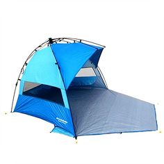 EasyGoTM Shelter - INSTANT Easy Up Beach Tent Sun Sport Shelter - Sets up in Seconds - 100% Satisfaction Guaranteed EasyGO http://www.amazon.com/dp/B00RWEF4NU/ref=cm_sw_r_pi_dp_dgvVvb1CNA1PM
