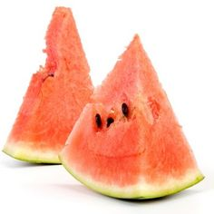 Watermelon | NutriLiving  Great hydrating fruit with less sugar than an apple! #NutriBullet