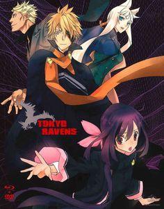 Tokyo Ravens: Season 1: Part 2