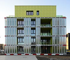 BIQ house - Hamburg, Germania - 2013 - ARUP