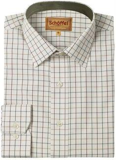 Tattersallskjorte