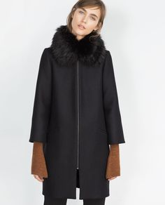 CAPE COAT-Coats-Outerwear-WOMAN | ZARA United States