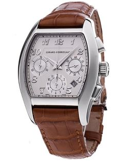 4787230ec6c Girard-Perregaux Richeville Chronograph 27650-0-11-1871