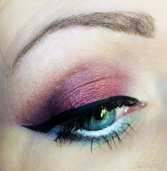 Detail for #Makeup example 1 from my #Swatch of one of my ...