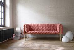 Ruché, Sofas Designer : Inga Sempé | Ligne Roset