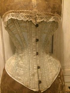 ouderwets corset
