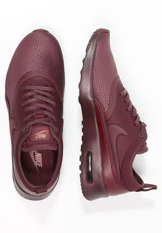 on sale fe4d6 8569e AIR MAX THEA ULTRA PREMIUM - Sneaker low - night maroon dark cayenne -  Zalando.de. Nike Sportswear ...