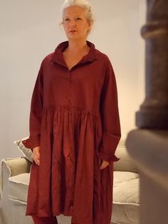 Rundholz Dip Crisp Cotton Shirt Dress 2530902