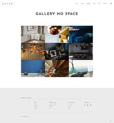 Set up your portfolio in no time with Entré WordPress theme! #wordpress #webdesign #theme #layout #architecture #architect #interiordesign #decor #homedecoration #portfolio #furniture