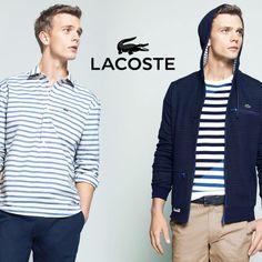 Pánske oblečenie Lacoste. Hodinky v štýle Lacoste v ponuke na 1010.sk. http://www.1010.sk/c/panske-hodinky-lacoste/