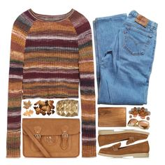 """""""My Daily Style Journal - 11/09/2015"""" by arierrefatir ❤ liked on Polyvore featuring ファッション, Zara, Levi's, Topshop, Oasis と Toast"""