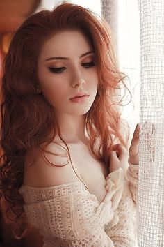 Beautiful red hair. #Hair #Beauty #Redheads Visit Beauty.com for more.