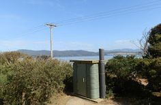 Amazing Australian Adventures: Australia's Scenic Public Toilet #38 - The Neck, Bruny Island